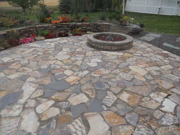 Backyard Landscaping Ideas With Rocks